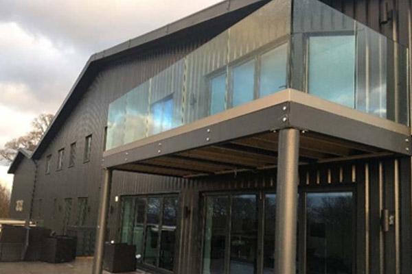 Glass Balustrades, Chester, JMP Windows
