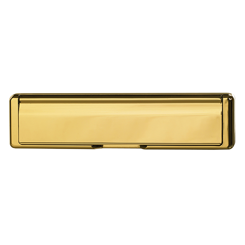 Hardex Gold Letterbox