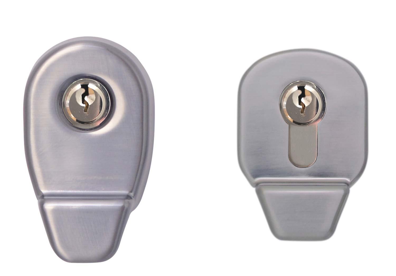 Composite Door Finger Pulls