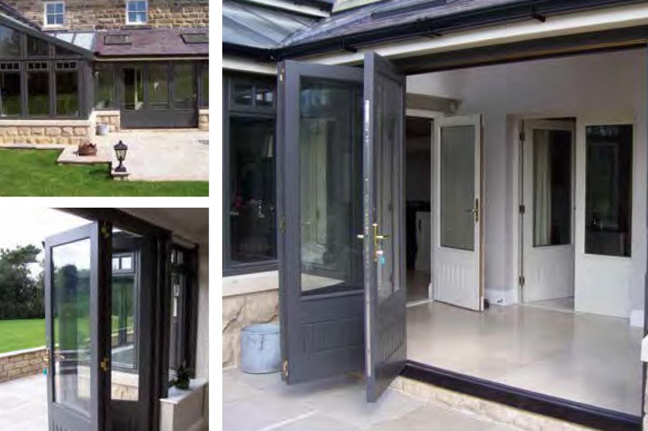 Inspire Bi-fold Doors