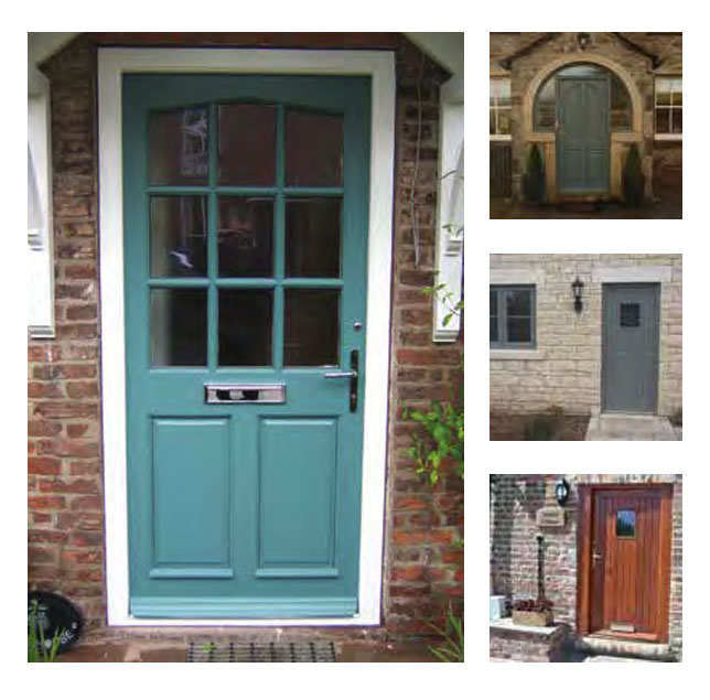 Timber Residential Doors - Cheshire