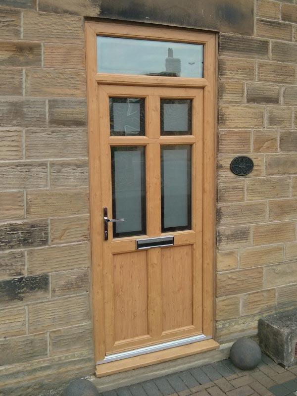Composite Doors, Chester, JMP Window Systems Ltd