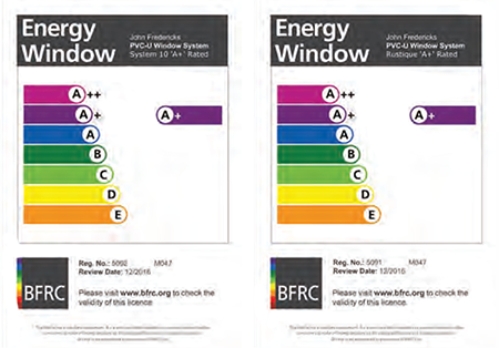 Reduce home heat loss and save money with Ultimate Energy Efficient Windows.