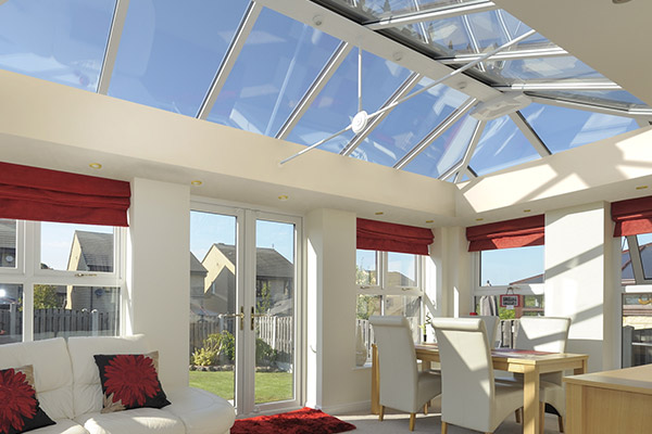 Roof Lantern Installations. Chester