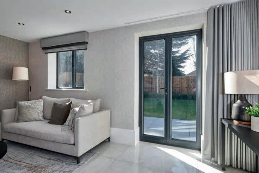 Aluminium Windows - Slimline - JMP Windows, Cheshire