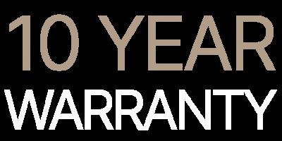 10 Year Secondary Glazing Guarantee